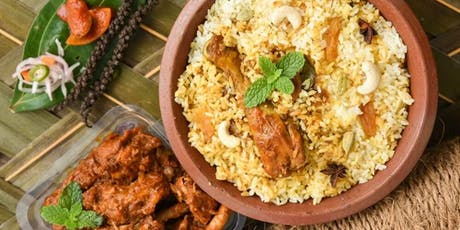 Flavours of Auburn Cooking Class: Iranian Pakistani Cuisine, Fri 10 April tickets