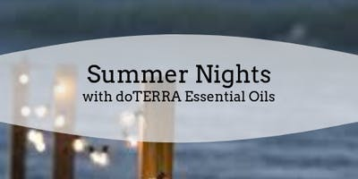 Prepare for Summer with doTERRA Essential Oils