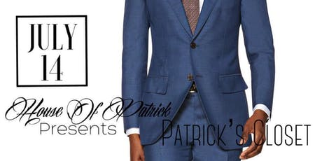 House Of Patrick Presents Patrick's Closet tickets
