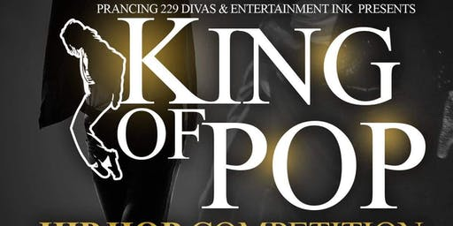 King of pop hip hop competition