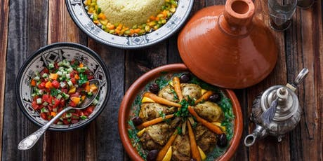 Flavours of Auburn Cooking Class: Moroccan Tunisian Cuisine, Friday 19 June tickets
