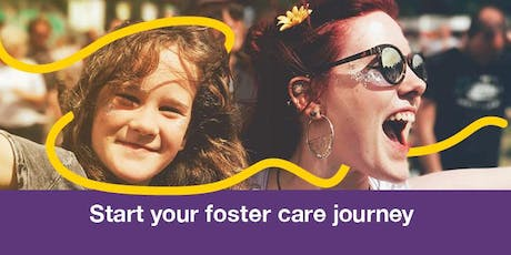 Foster Care Information Session | Dalby tickets