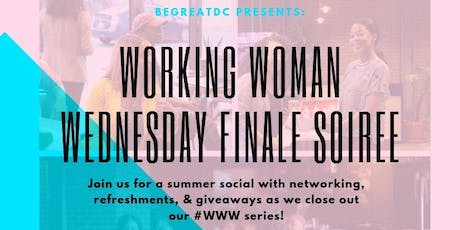 Final Working Women Wednesday Soiree tickets