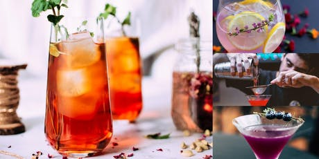 The Art of Mocktails — Tasting & Workshop in Private Members-Only Clubhouse tickets