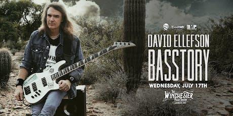 David Ellefson tickets