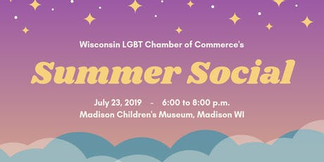 LGBT Chamber's Madison Area Summer Social tickets