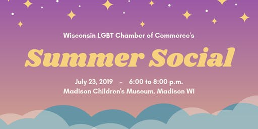 LGBT Chamber's Madison Area Summer Social