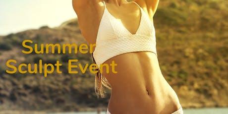 SLK Summer Sculpt Event tickets