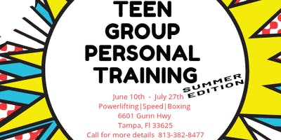 Tween Summer Group Training