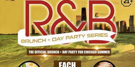 COME CHILL: R&B Brunch (Day Party Series) tickets