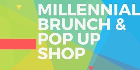 Millennial Brunch & Pop Up Shop tickets