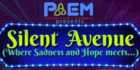 SILENT AVENUE CEBU tickets