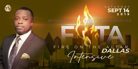 Fire on the Altar - Dallas tickets