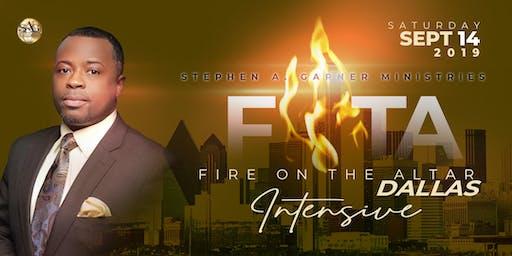 Fire on the Altar - Dallas