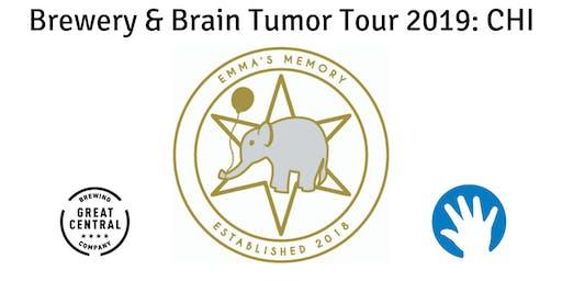 Brewery & Brain Tumor Tour 2019: CHI