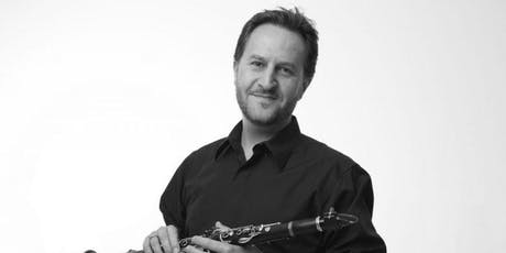 Wind Festival Saturday Masterclass - Clarinet with David Griffiths tickets