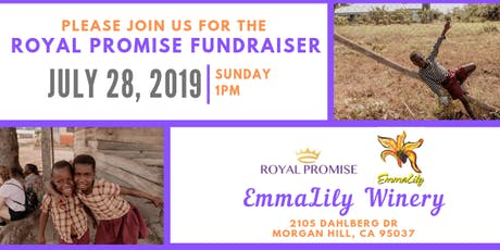 Royal Promise Fundraiser tickets