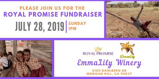 Royal Promise Fundraiser