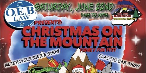 Christmas On The Mountain Family Fun Fest Concert