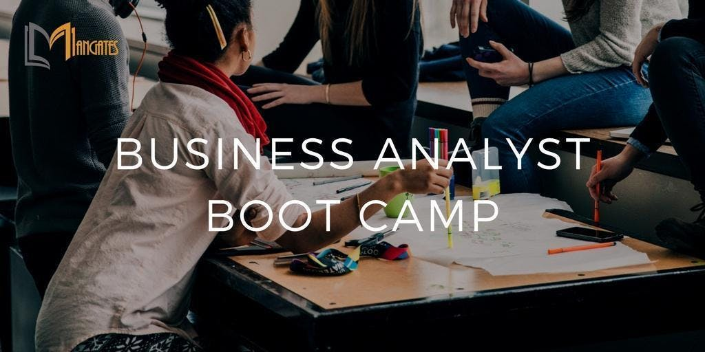 Business Analyst 4 Days Virtual Live Boot Camp in Los Angeles, CA