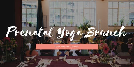 Prenatal Yoga Brunch tickets