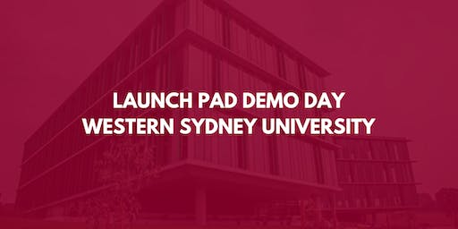 Western Sydney University Launch Pad Demo Day 2019