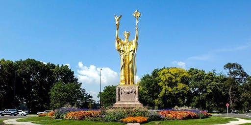Rescheduled: Flashlight Tour of Jackson Park
