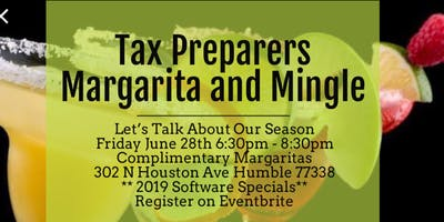 Margarita and Mingle: Houston Tax Preparers