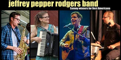 Jeffrey Pepper Rodgers Band in Concert