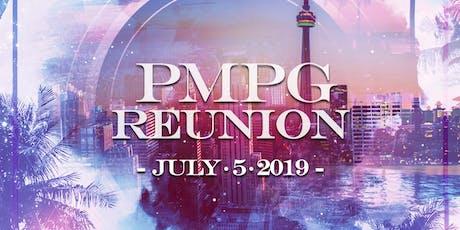 PMPG REUNION tickets
