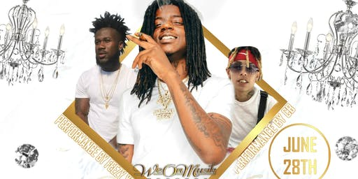 All White Party Starring OMB PEEZY