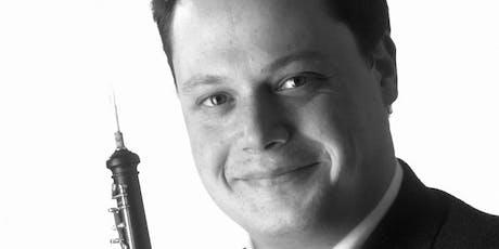 Wind Festival Sunday Masterclass - Oboe with Nick Deutsch tickets