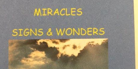 PRAYER BREAKFAST Breakthrough Miracles Signs & Wonders tickets