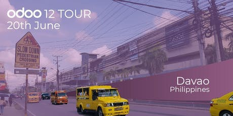 Odoo 12 Tour - Davao  tickets