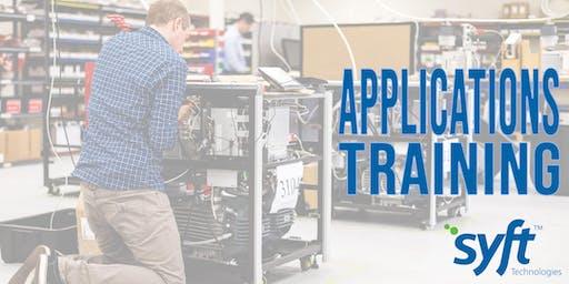 Syft Technologies Applications Training