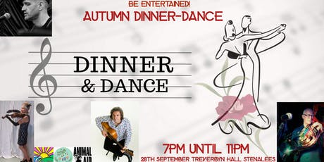 Autumn Dinner & Dance tickets