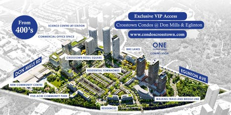 Crosstown Condos | Information Session tickets