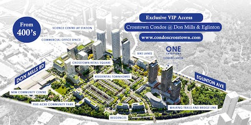 Crosstown Condos | Information Session