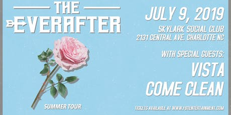 The Everafter, VISTA, Come Clean at Skylark Social Club tickets