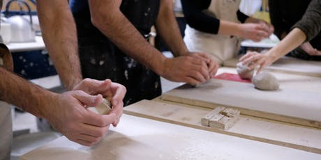 Atelier de céramique - Façonnage à l'aveugle billets