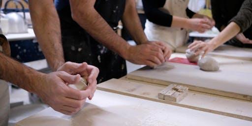Atelier de céramique - Façonnage à l'aveugle