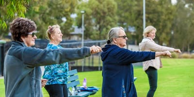 Tai Chi in the Park - July to September 2019