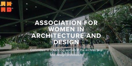 WORKSHOP: AWA+D Design Consultations tickets