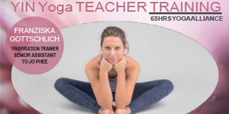 YINSPIRATION Chinese Medicine, Yin Yoga & Hip Anatomy 1 65hr Certification Perth 2019 tickets