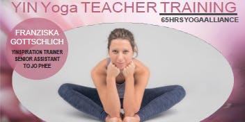 YINSPIRATION Chinese Medicine, Yin Yoga & Hip Anatomy 1 65hr Certification Perth 2019