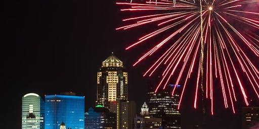 Fireworks Photography with Brian Abeling