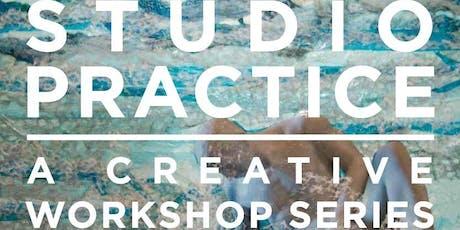 Studio Practice Workshop Series: Mixed Media with Ron Episcopo tickets