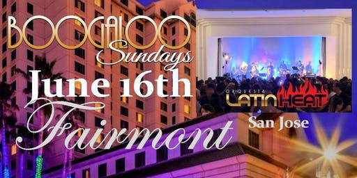Fathers Day Salsa Party at the Fairmont San Jose