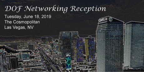 DOF 2019 Annual Meeting Reception tickets