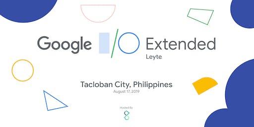 Google I/O Extended Leyte 2019